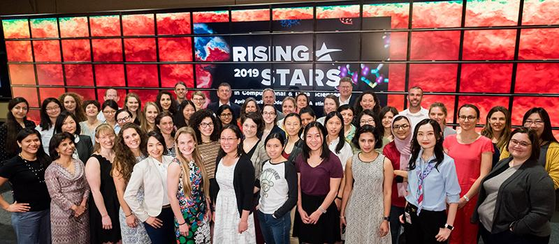 2019 Rising Stars Workshop Participants