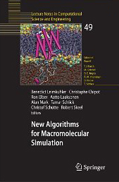 New Algorithms for Macromolecular Simulation